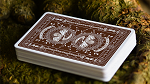 The Arcadia Signature Edition (Brown) Playing Cards by Arcadia Playing Cards